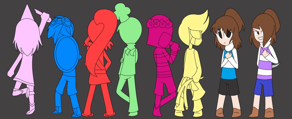 The Fallen Friends (INFO UPDATE) by xXkerrysweetXx