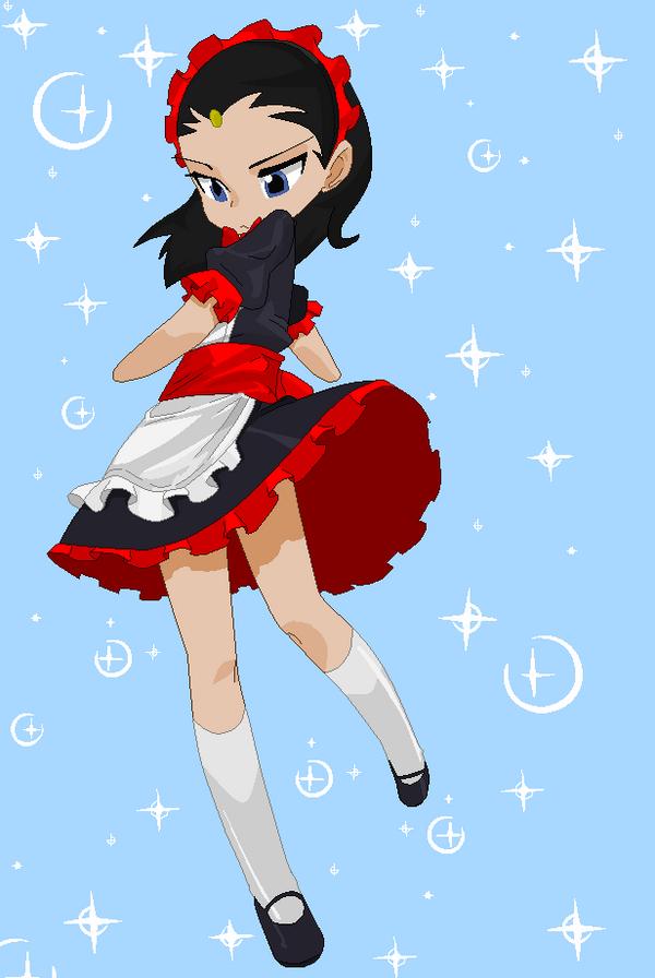Maid Mimi by xXkerrysweetXx