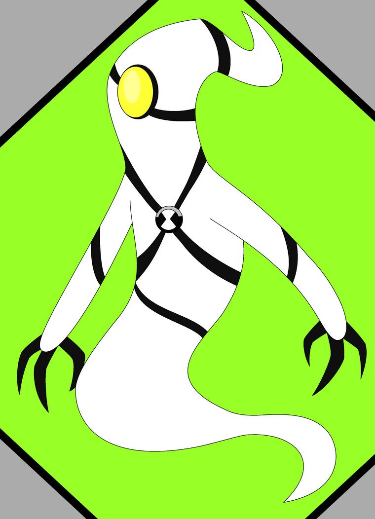 Bonus! - Reboot!Ghostfreak by xXkerrysweetXx