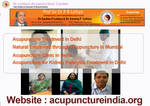 Acupuncture Treatment for Arthritis