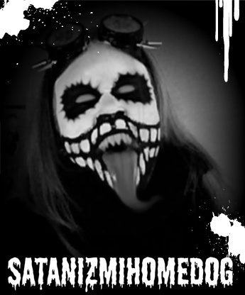 Satanizmihomedog Tongue by Satanizmihomedog