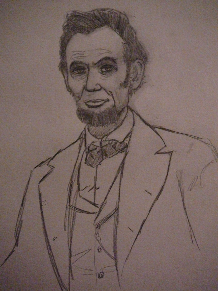 Lincoln WIP by Satanizmihomedog