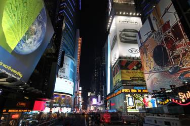 New York! by SaFik