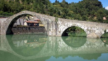 Ponte dei Diavoli by SaFik