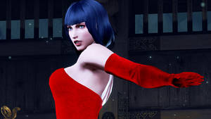 Anna Williams Tekken 7 - 4K [Screenshot]