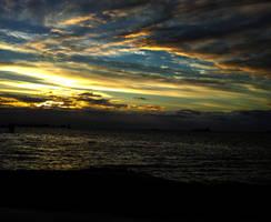 HDR Sunrise by EYADSTUDIO