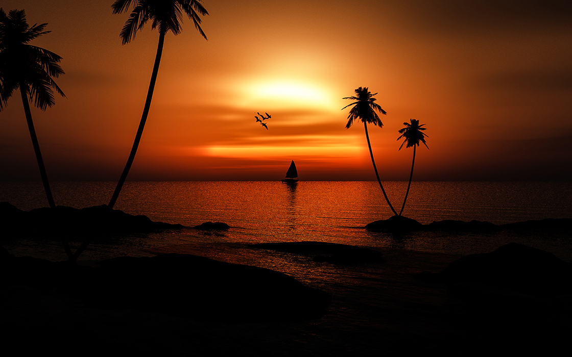 Sunset by EYADSTUDIO