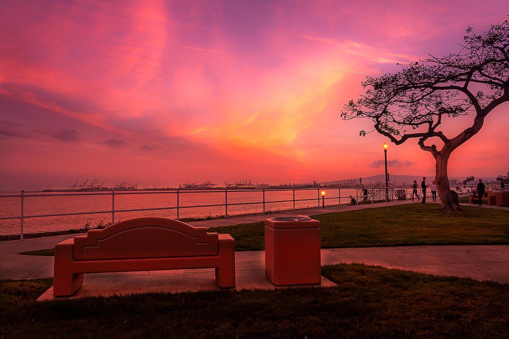 Romantic Sunset by EYADSTUDIO