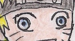 naruto wild eyes