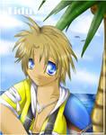 ::Final Fantasy X - Tidus::