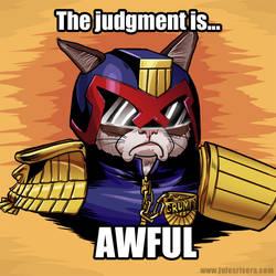 Judge Grumpy Cat