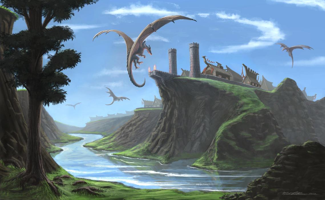Dragonland by Blacktalons