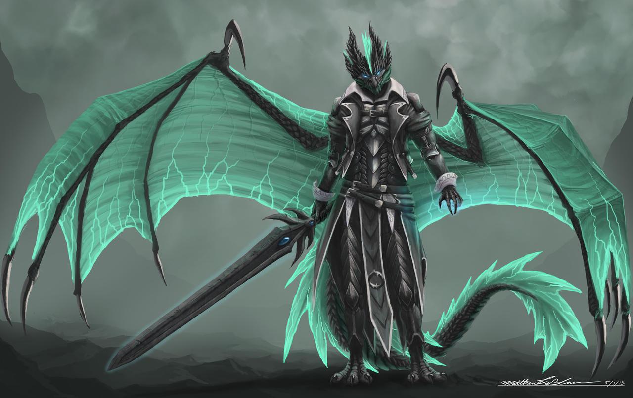 Lightning or Sword by Blacktalons on DeviantArt