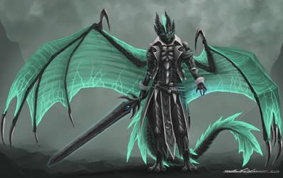 Lightning or Sword