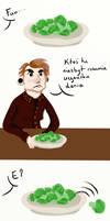 SHS: Krotka historia o brokule by Tellim-Komachi