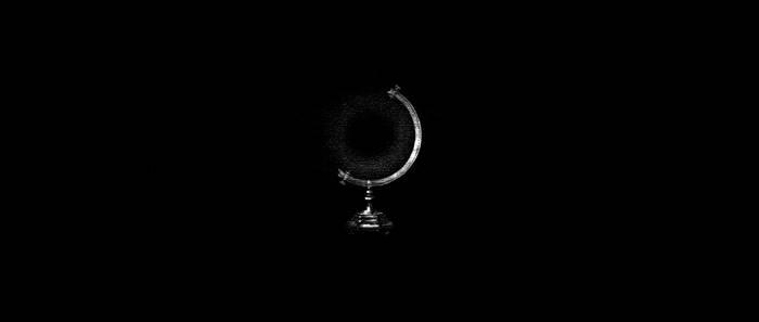 Globe of the dark light
