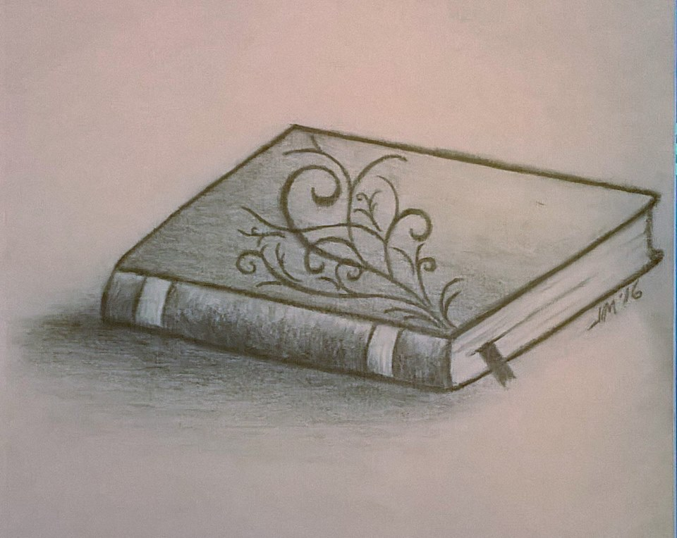 Just a Book by seraphima531