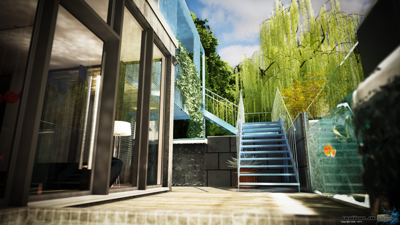 3ds Max - Exterior 6 by Puttee on DeviantArt