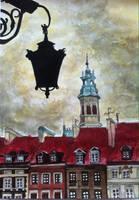 Warsaw by Cziiczi