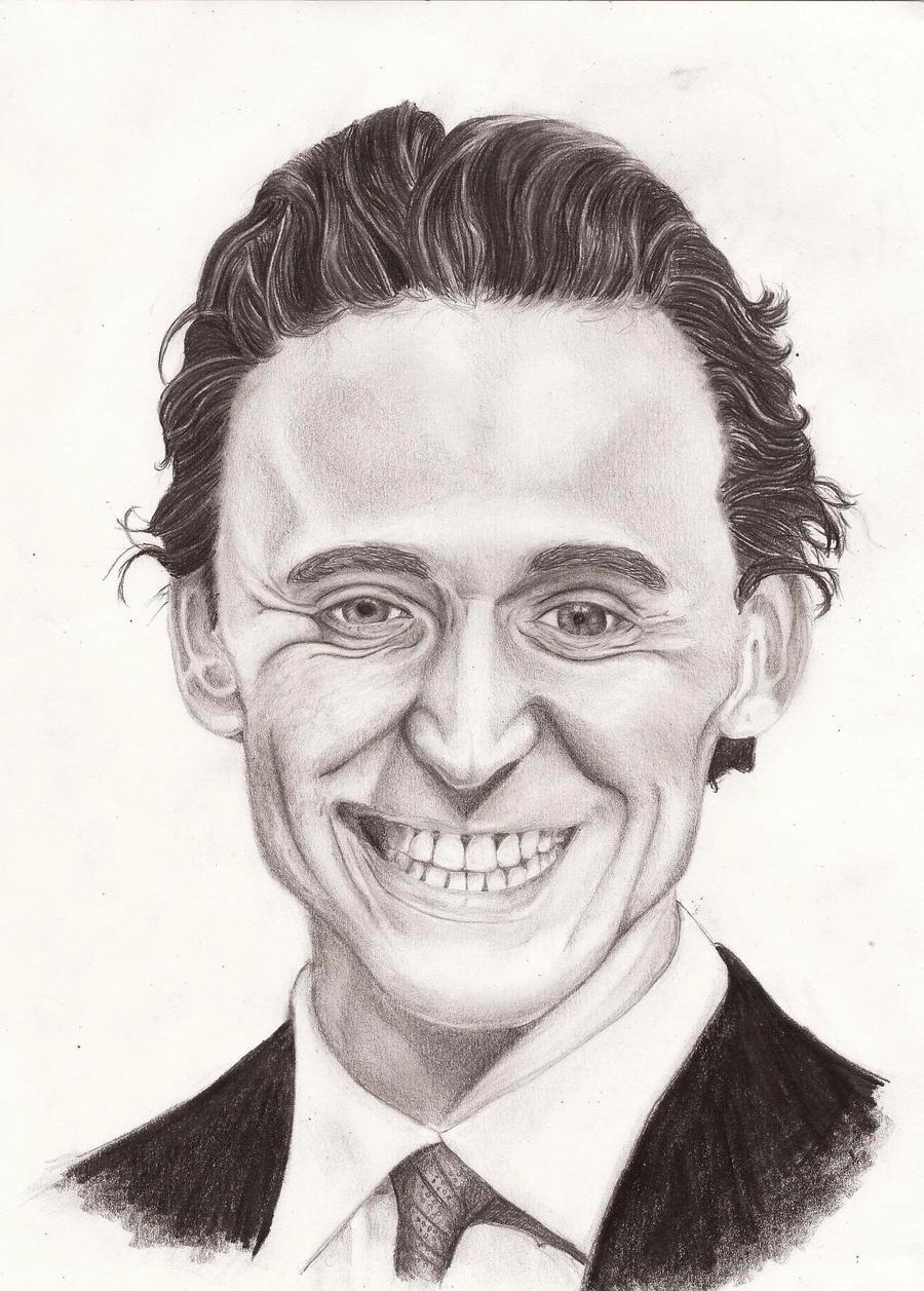 Tom Hiddleston by Cziiczi