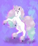 Psychic Ponyta