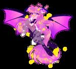 Sweet little bat pony [G]