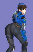 Tracer Cadet oxton  show dat 2 by Supercasket