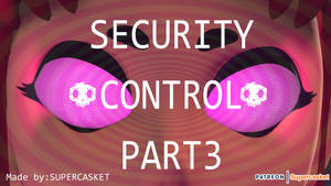 SECURITY CONTROL 3 COVER