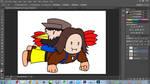 Game Grumps Fan Art (WIP) by Jugg4n4ut