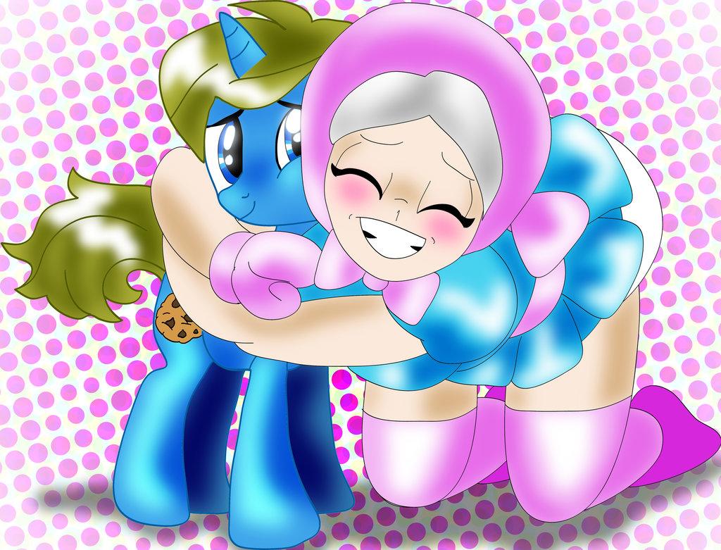Huggles by cookiejoe1
