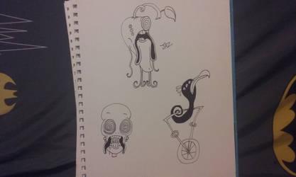 Sketch Dump! by cookiejoe1