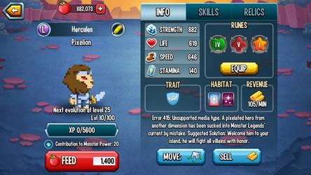 Hercules by pookiesaurus4