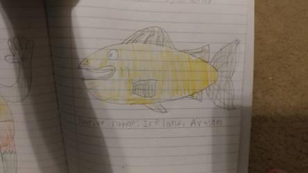 salmon of knowledge by pookiesaurus4