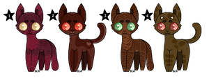 glitter cats auction [2/2] - c l o s e d by FRESHFR0G
