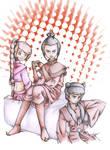 Ozai's Angels