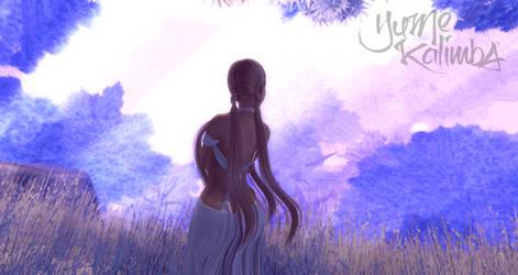 Warm Aura by YumeKalimba