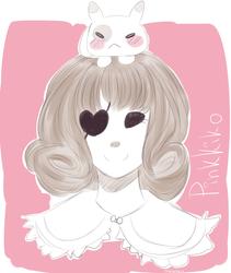 Pinkkiko by AbsolutelyYuki