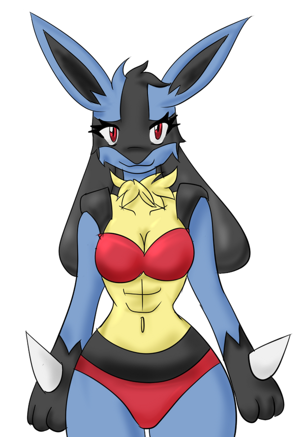 from Javon hot nude sexy pokemon lucario
