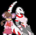 Comm: Bakumaru and Shelong