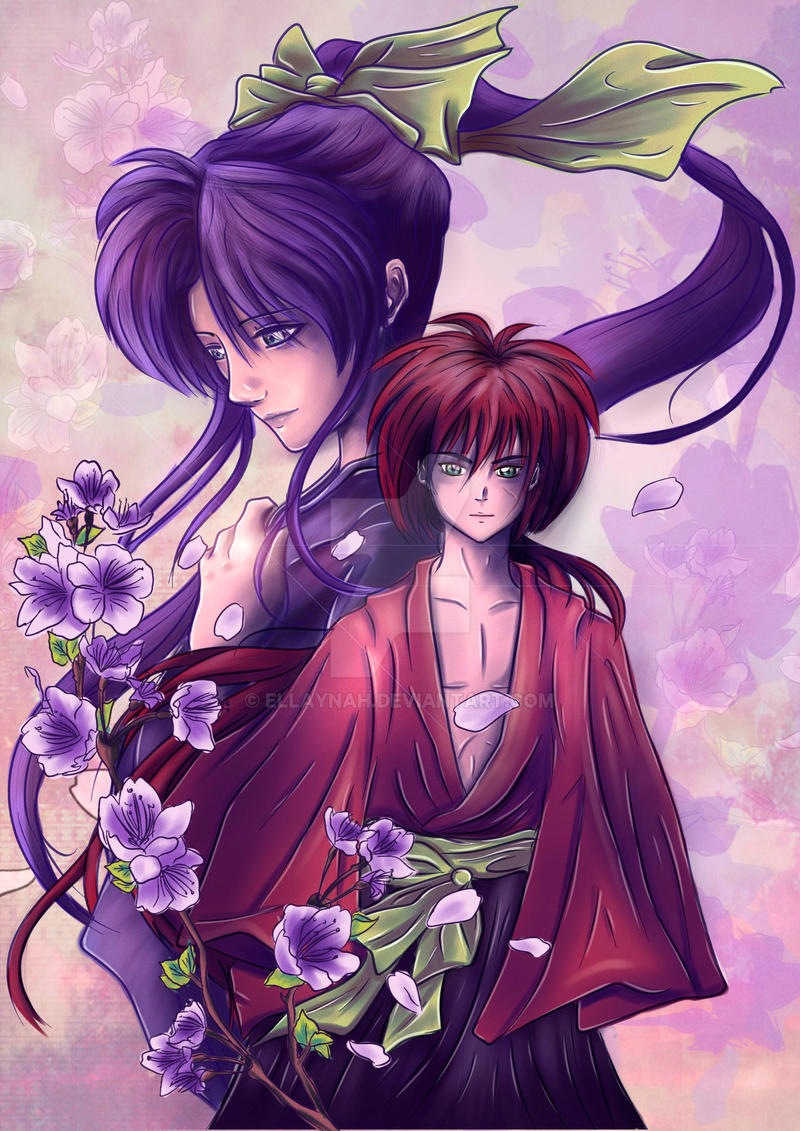 Rurouni Kenshin by ellaynah