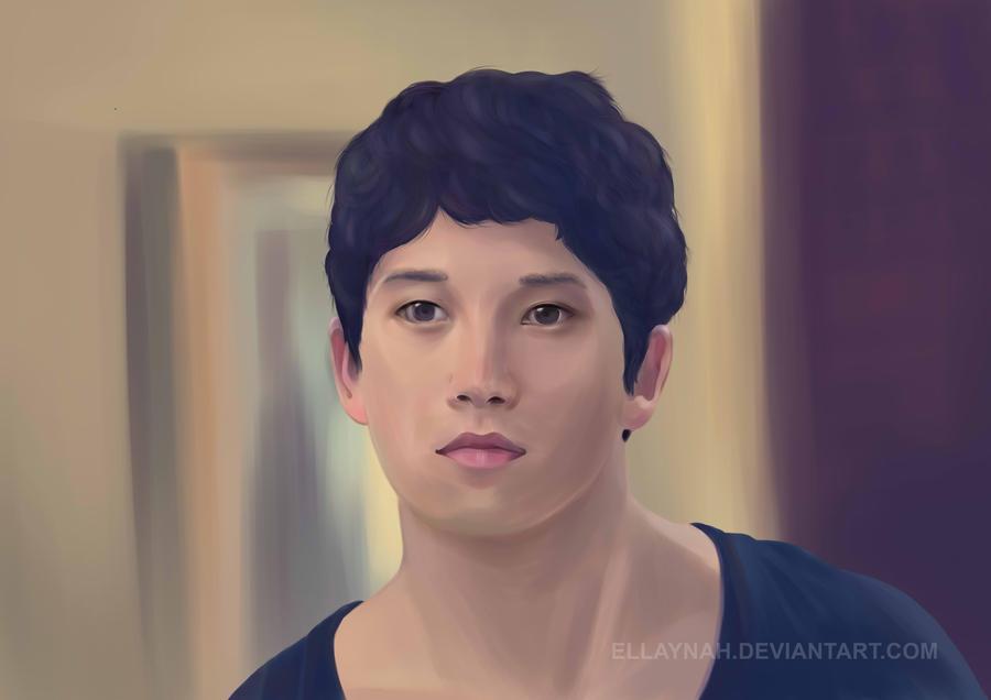 Ji sung by ellaynah