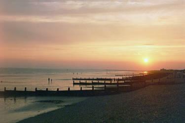 Sunset Beach 2 by Horatio-Nelson