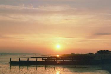 Sunset Beach 3 by Horatio-Nelson