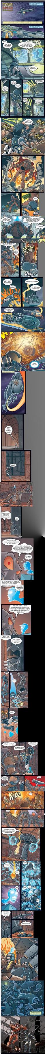 Toonami: ENDGAME. part 1 by Hat--Man