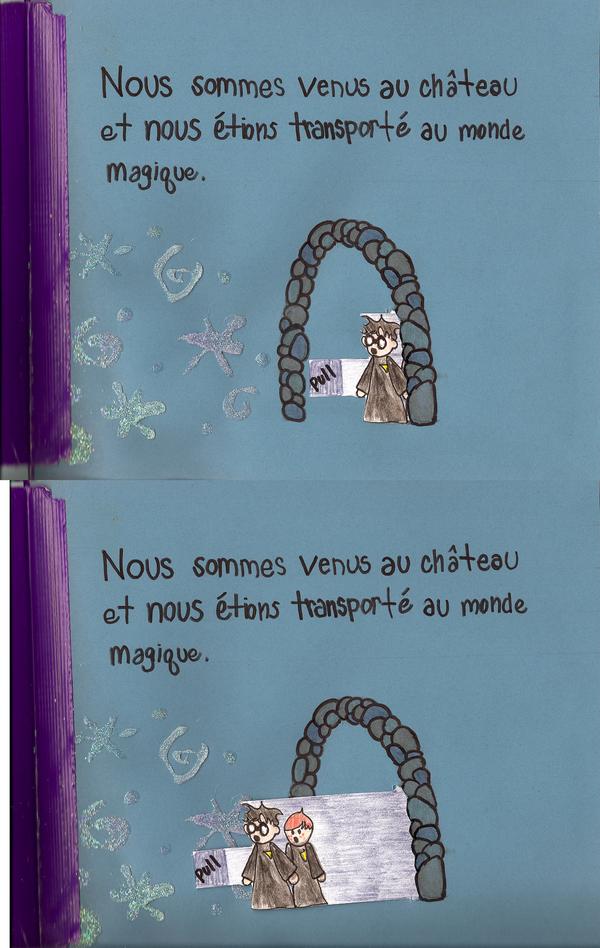 Le Chateau d'Etre Page 3 by anijess3
