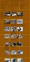 Cosplay Tommy Gun Tutorial 1-2 by anijess3