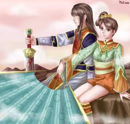 Zhouyu+XiaoQiao