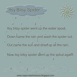 Nursery Rhymes by saranaqvi