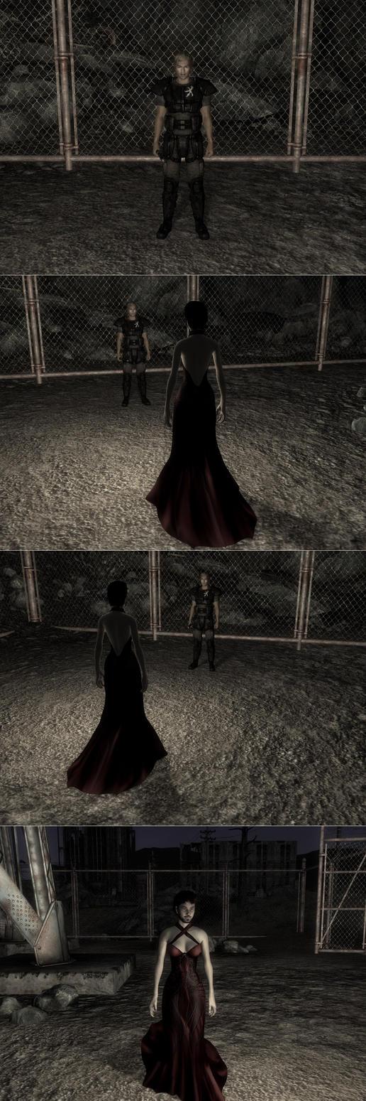 Fallout 3 TG Sorceress 1 by GISMbICH
