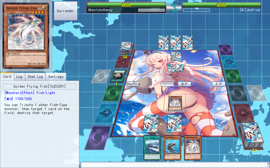 YGOPRO Kantai Collection Theme by AbsoluteXandy on DeviantArt